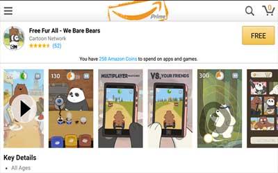 Amazon Underground Screenshot 1