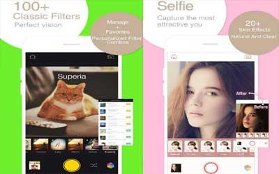 Camera360 Screenshot 1