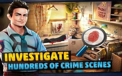Criminal Case Screenshot 1