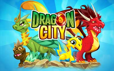 Dragon City Screenshot 1