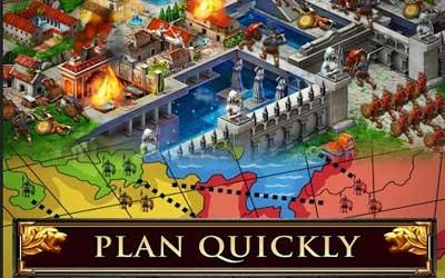 Game of War – Fire Age Screenshot 1