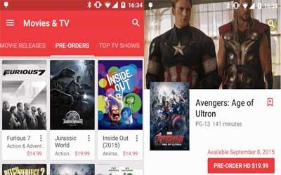 Google Play Store Screenshot 1