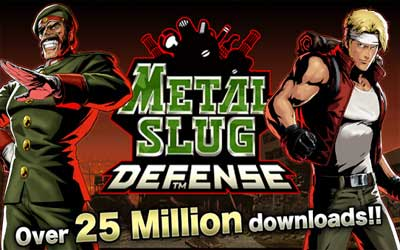 Metal Slug Defense Screenshot 1