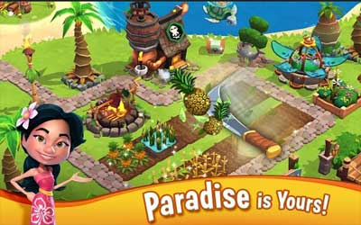 Paradise Bay Screenshot 1