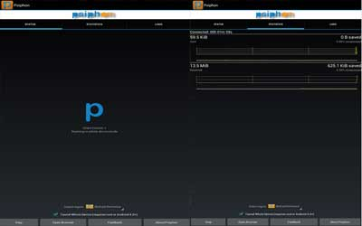 Psiphon Screenshot 1