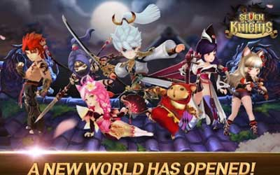 Seven Knights Screenshot 1