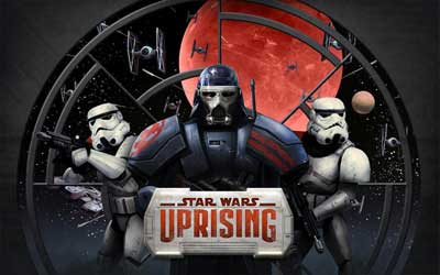 Star Wars™: Uprising Screenshot 1
