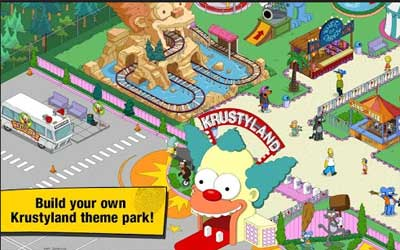 The Simpsons™: Tapped Out Screenshot 1