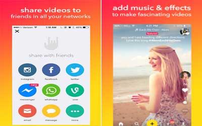 musical.ly Screenshot 1