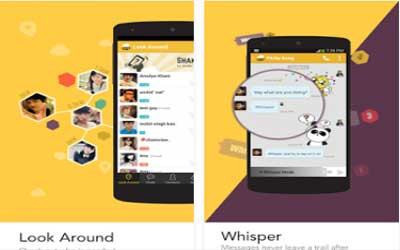 BeeTalk Screenshot 1