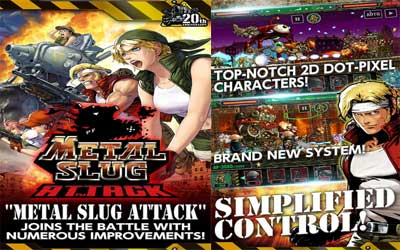 METAL SLUG ATTACK Screenshot 1