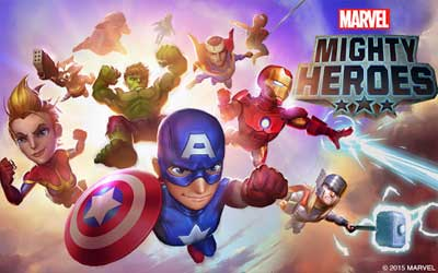 Marvel Mighty Heroes Screenshot 1