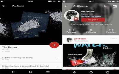 My Mixtapez Screenshot 1