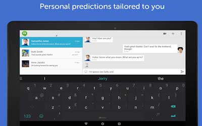 SwiftKey Keyboard Screenshot 1