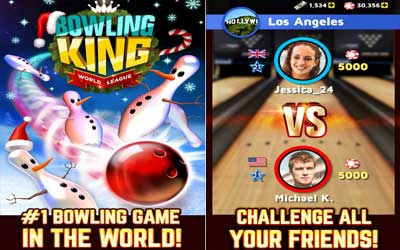 Bowling King Screenshot 1