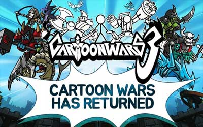 Cartoon Wars 3 Screenshot 1
