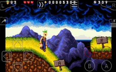 My Boy! Free – GBA Emulator Screenshot 1