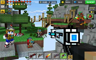apk for pixel gun 3d