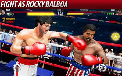 Real Boxing 2 ROCKY Screenshot 1