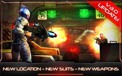RoboCop Screenshot 1