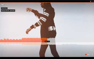 SoundCloud Screenshot 1