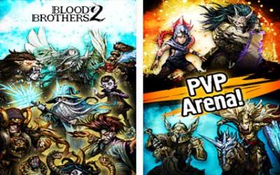 Blood Brothers 2: Strategy RPG Screenshot 1
