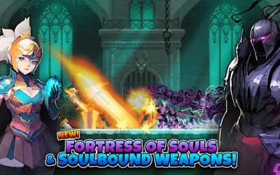 Crusaders Quest Screenshot 1