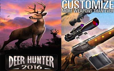 DEER HUNTER 2016 Screenshot 1