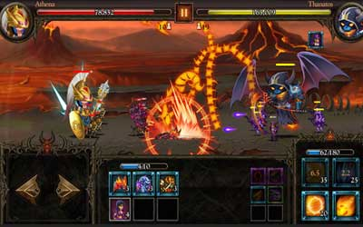 Epic Heroes War Screenshot 1