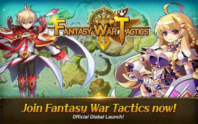 Fantasy War Tactics Screenshot 1