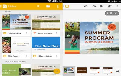 Google Slides Screenshot 1