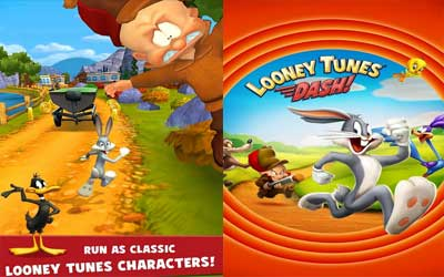 Looney Tunes Dash Screenshot 1