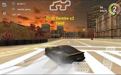 Real Drift Car Racing Free Screenshot 1