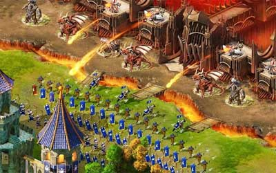 Stormfall: Rise of Balur Screenshot 1