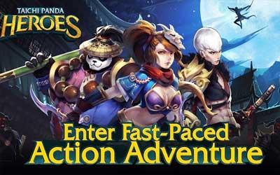 Taichi Panda: Heroes Screenshot 1