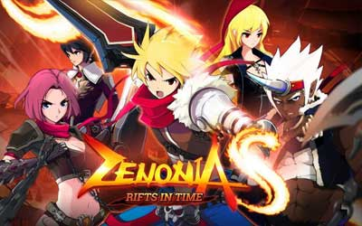 ZENONIA S: Rifts In Time Screenshot 1