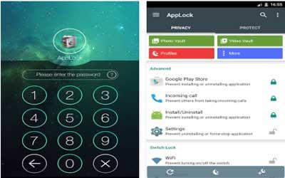 free download app lock apk