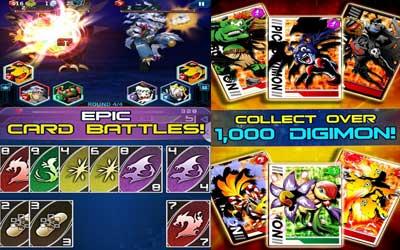 Digimon Heroes Screenshot 1