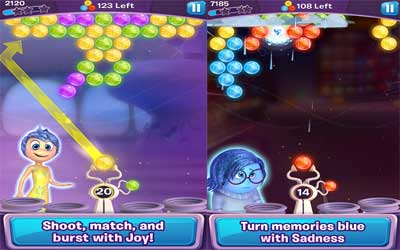 Inside Out Thought Bubbles Screenshot 1