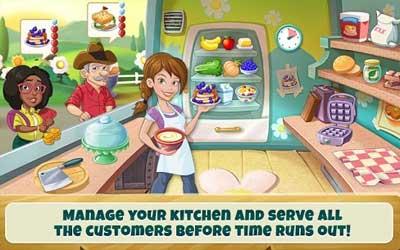 Kitchen Scramble Screenshot 1