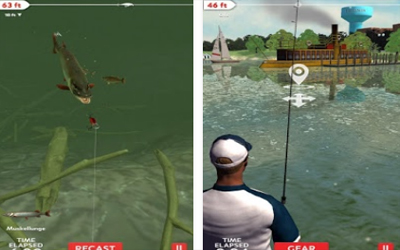 Rapala Fishing Screenshot 1
