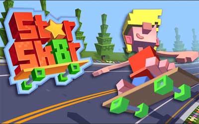 Star Skater Screenshot 1