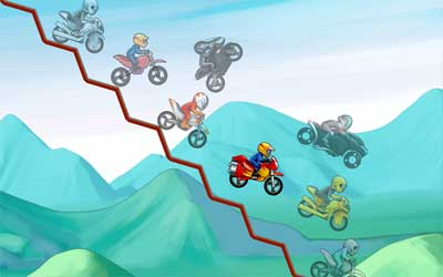Bike Race Free Screenshot 1