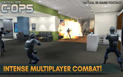 Critical Ops Screenshot 1