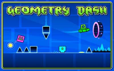 Geometry Dash Lite Screenshot 1
